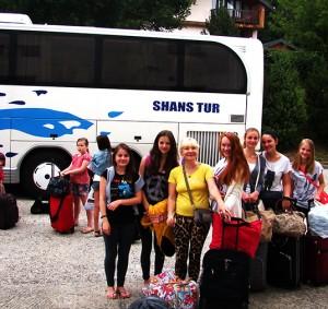 Автобусный тур в Болгарию