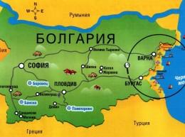 путеш в Болгарию